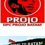 Projo Batam Siap Kawal Pemerintahan Jokowi