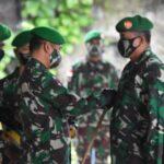 Danrem Merauke Pimpin Penyerahan Tugas Perwira Korem 174