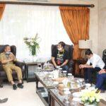 Pj Wali Kota Makassar Libatkan Influencer Dalam Memutus Mata Rantai Covid 19