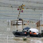 Jepang Dilanda Banjir Kala Corona