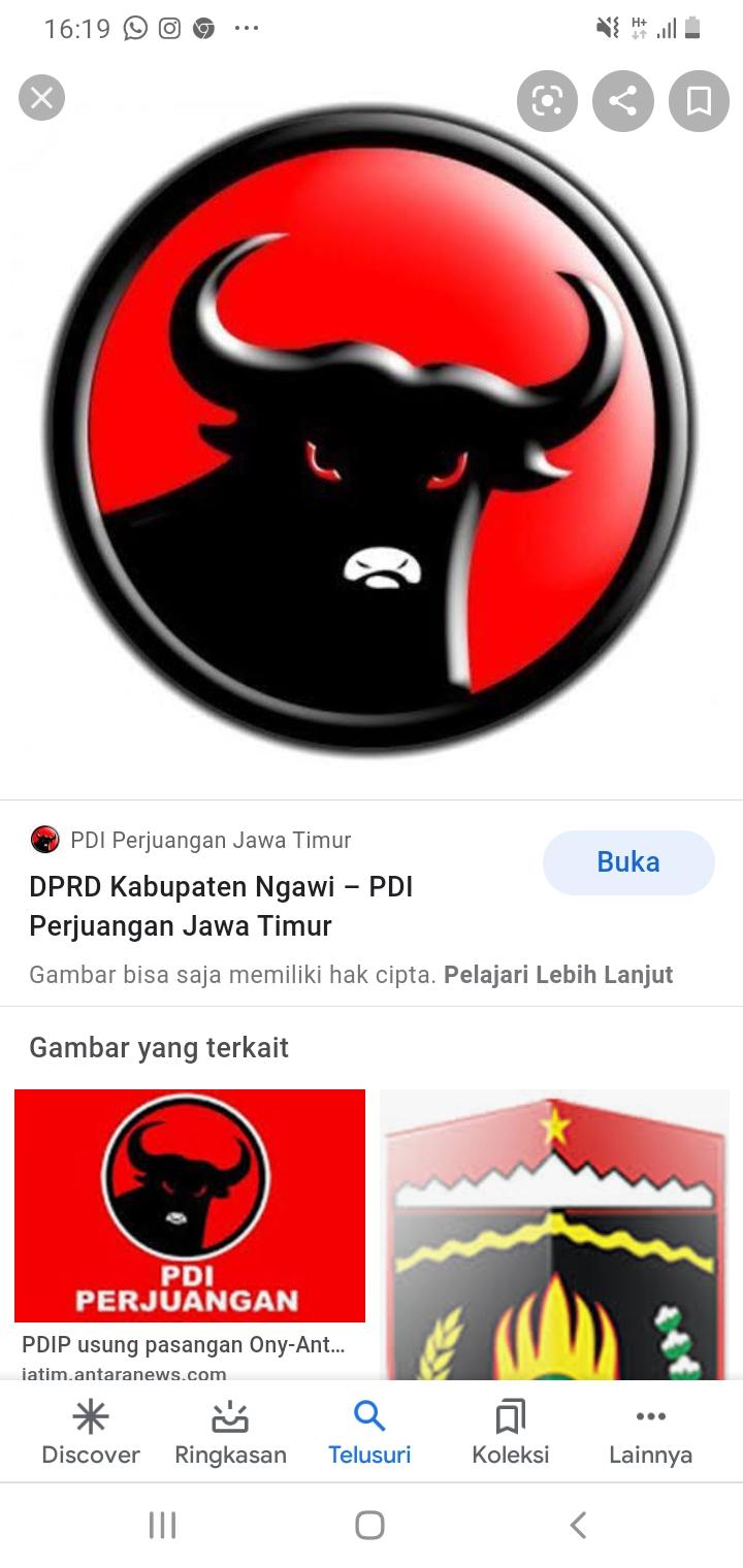 PDIP Kab.Ngawi